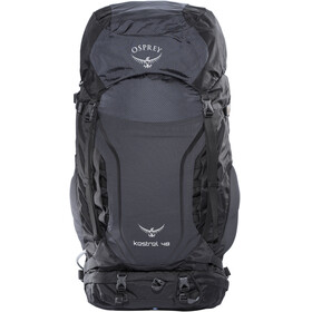 Osprey Kestrel 48 Backpack Men Ash Grey